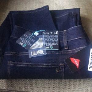 LuLaRoe Jeans size 22W